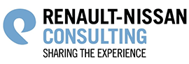 Logo Renault-Nissan Consulting