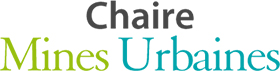 Logo Chaire Mines urbaines